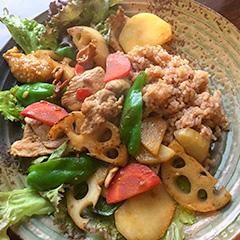 Tiger特製炒め丼の写真